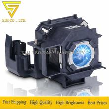 NEW EPLP33/V13H010L33 Replacement Projector Lamp with Housing for EPSON ELPLP33 EMP-TW20 EMP-TWD1 EMP-S3 EMP-TWD3 EMP-TW20H стоимость
