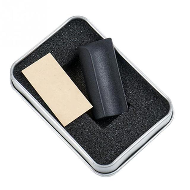 אנטי החלקה אבזר ארגונומי סיליקון מעוקל קצה עמיד מצלמה יד אחיזה מקצועי דבק עבור Sony RX100 סדרה