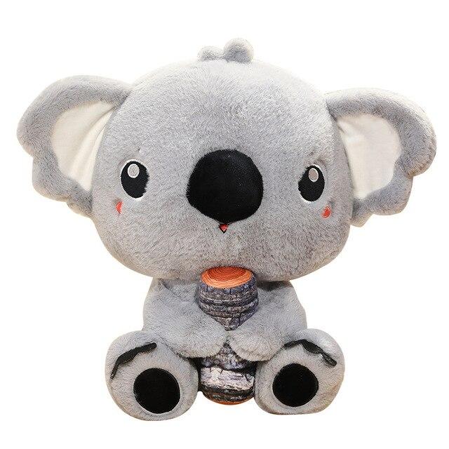 30/45/70 cm new koala plush toy cartoon popular cute doll software stuffed stuffed animal children girl cute doll high quality