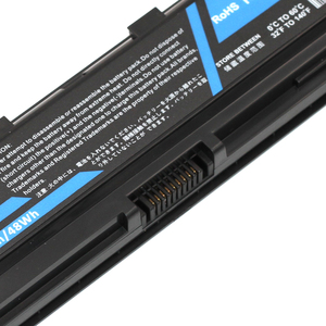 Аккумулятор для Toshiba PA5108U-1BRS PA5109U-1BRS PABAS271 PABAS272 PABAS273 Satellite C50T C55 C55D C70 C75D C840 C805