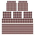 338 шт. шлифовальный набор для барабана абразивный 1/2 ''1/4'' 3/8
