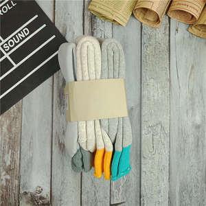 Image 2 - 3 pair socks for men and women season 7 calabasas socks padded terry socks