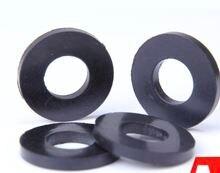 100 шт/лот уплотнительные резиновые плоские шайбы прокладка
