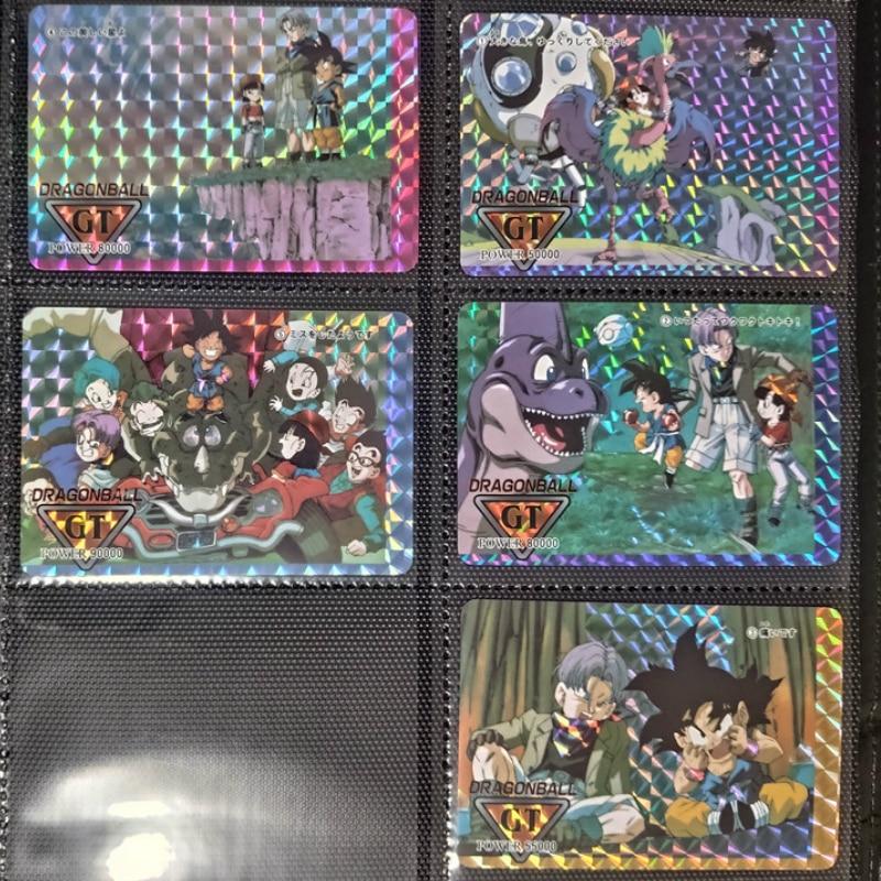 5pcs/set Super Dragon Ball GT Plot Heroes Battle Card Ultra Instinct Goku Vegeta Game Collection Cards Free Shipping Limit