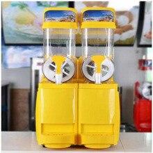 Дизайн тройной машины для смузи, коммерческие снежные плавильные печи для хорошей продажи