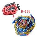 Beyblades Burst и золотистый левый правый двусторонний кабель пусковой механизм B163 B155 Bayblades металлический Beyblades подарок для детей