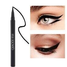 Magic Black Long Lasting Eye Liner Pencil Waterproof Eyeliner Quick Drying Cosmetic Beauty Makeup Liquid все цены