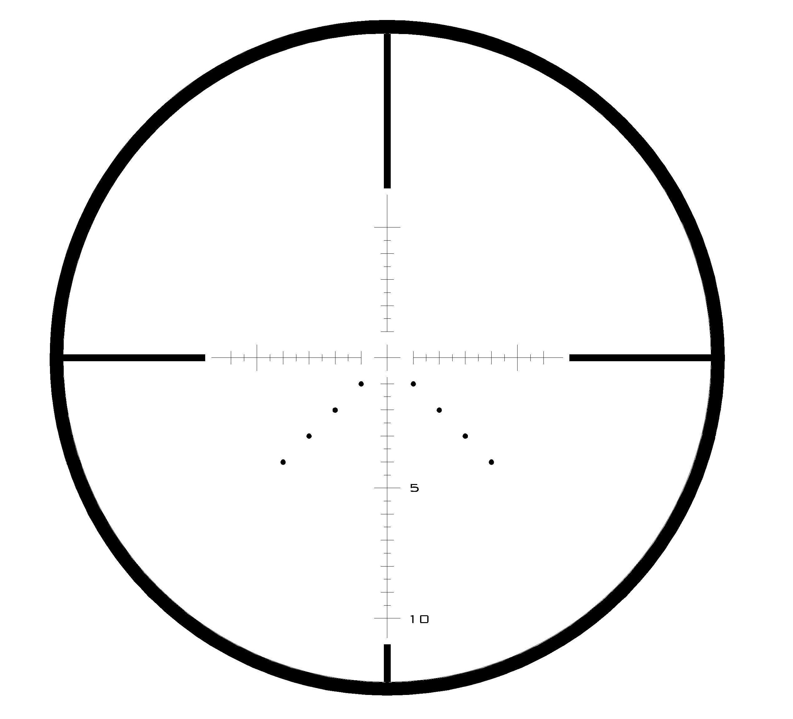 rifle escopo luz de trafego iluminacao sniper tatico visao optica 05