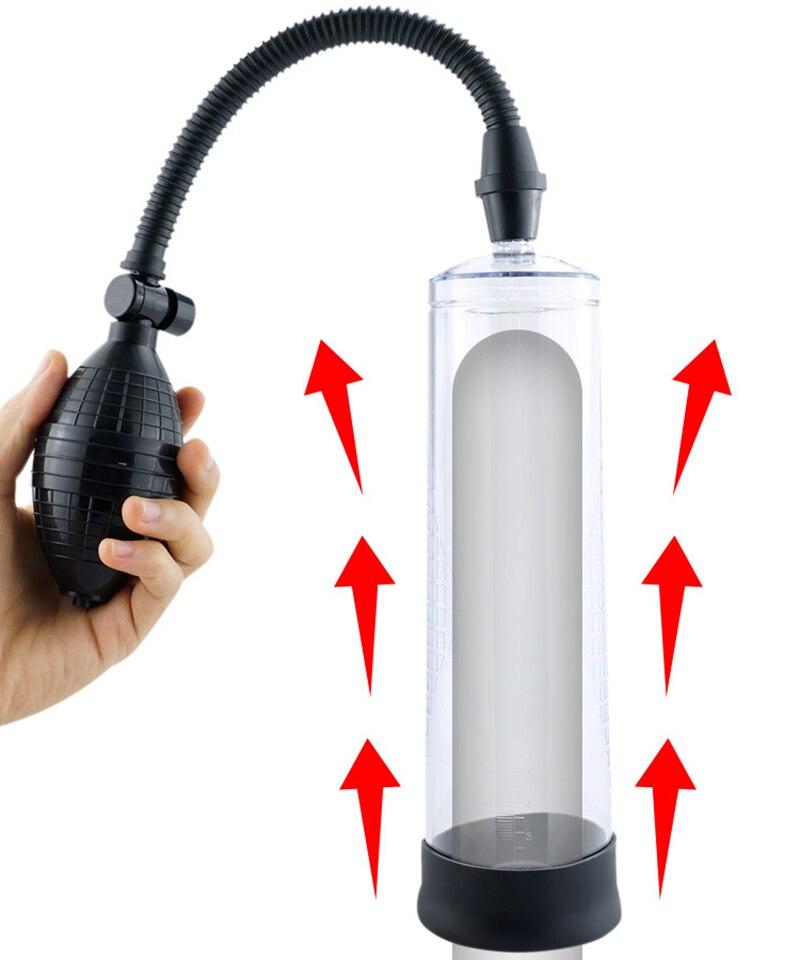 czy pompa dla penisa szkodliwa