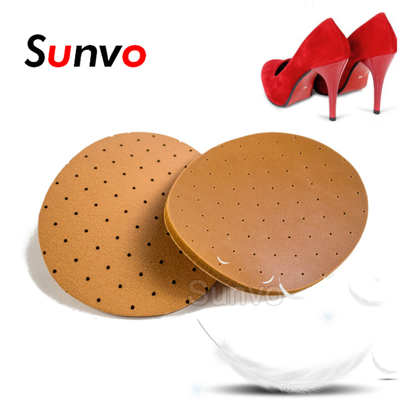High Heels PU Leather Forefoot Antiskid Foot Pad Sole Half Yard Anti-pain Half Shoes Pad Cushion Thickening Female Insole