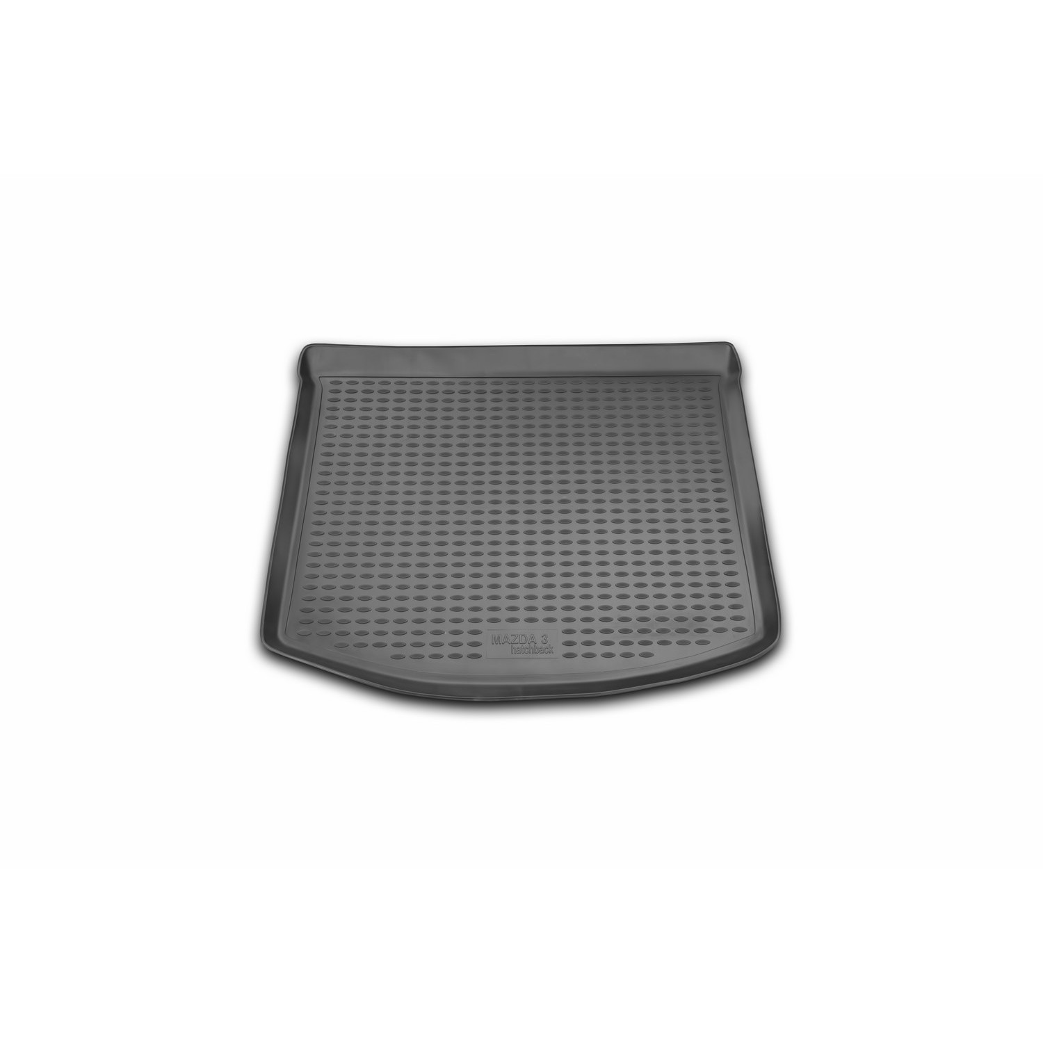 Trunk Mat For MAZDA 3 2003-2009, HB. CARMZD00006