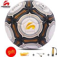 HENBOO Size 4 Size5 Soccer Ball Official Goal League Ball Training Ball Football PVC Butyl Internal Bladder Outdoor Sports