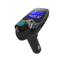 цена на UNCOM Mp3 Player Car Bluetooth hands-free lossless mp3 player audio and video navigation FM transmitter