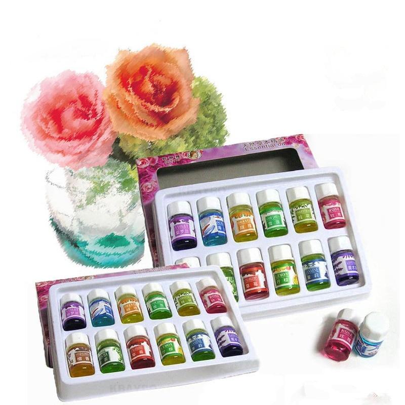 Essential Oils For Aromatherapy Lavender Humidifier Oil With 12 Essential Oil Rose Oil Aromatherapy Green Tea