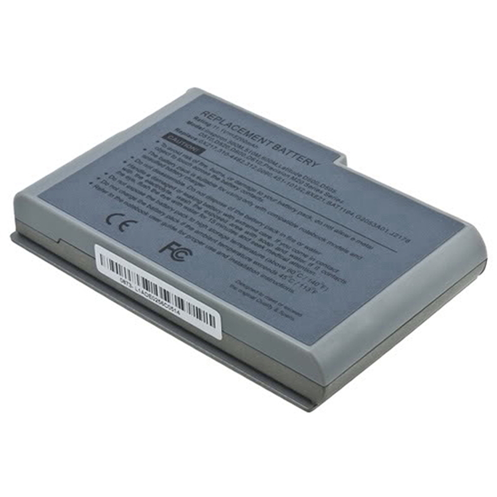 11.1V 5200mAh Laptop Replacement Battery for DELL Inspiron 500m 510m