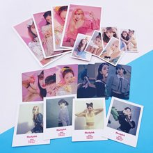 1set Kpop BLACKPINK photocard 새 앨범 2020 blackpink welcome collection 팬들을위한 고품질 HD 사진 lomo 카드 new arrivals(China)
