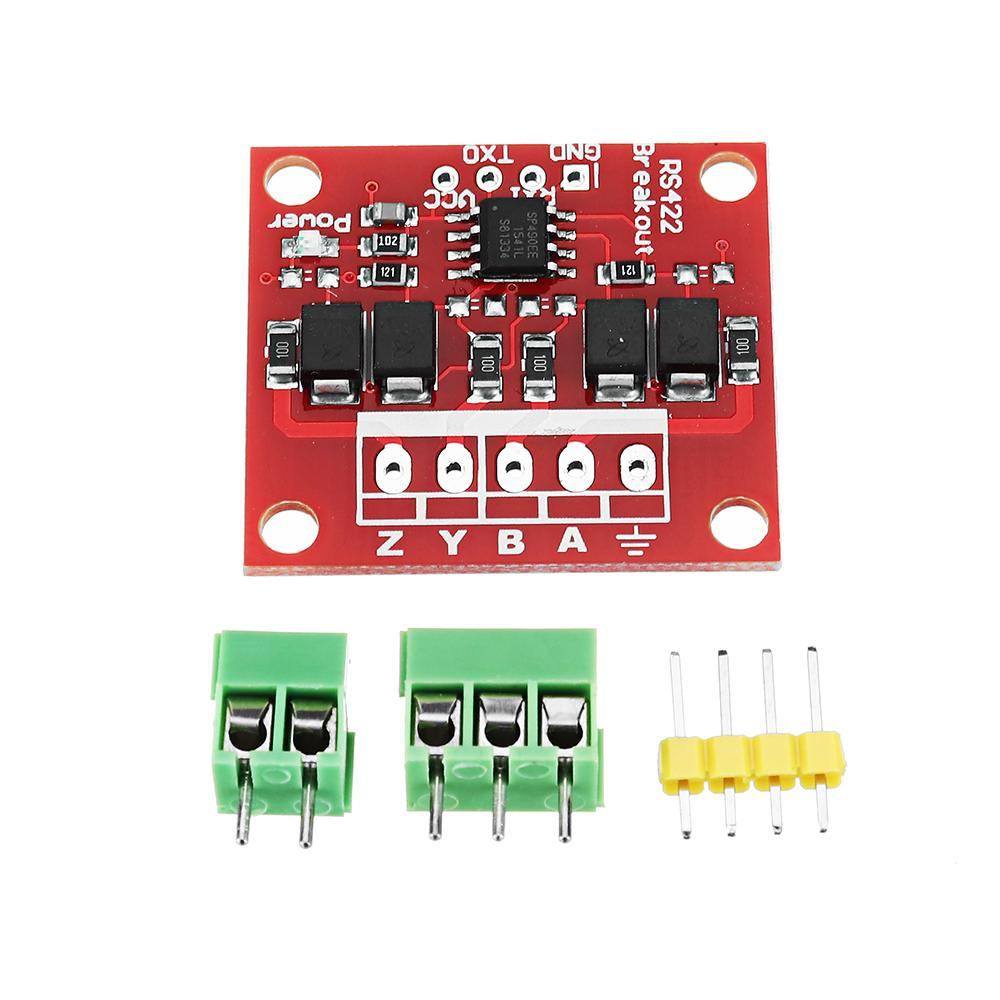 RS422 To TTL Bidirectional Signal Adapter Module RS422 Turn Single Chip Serial Port Level 5V