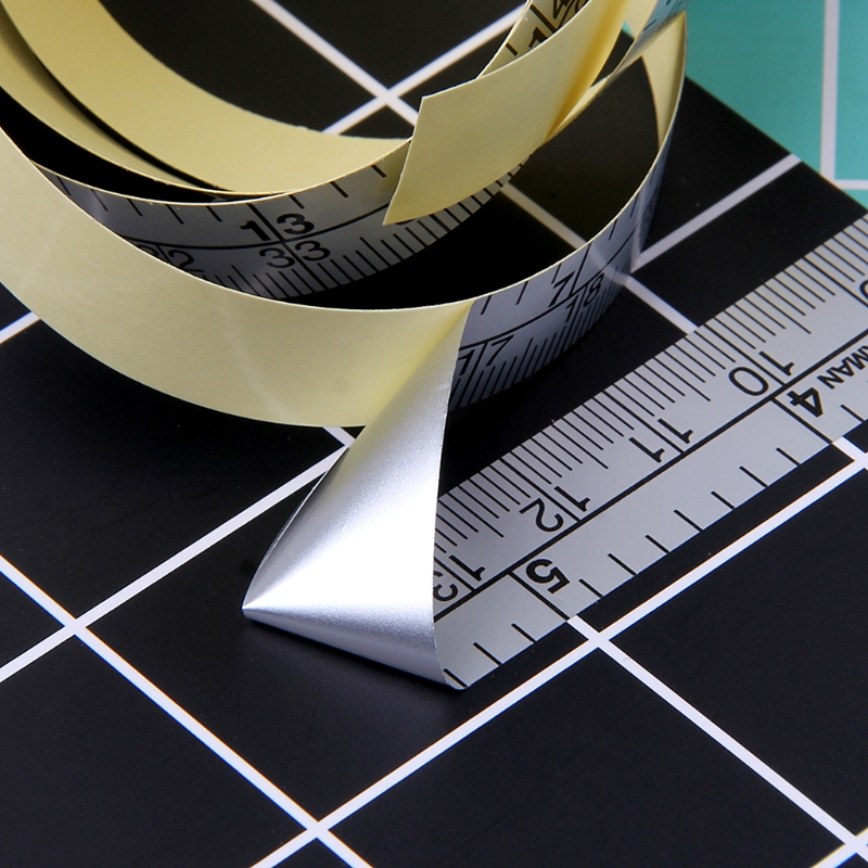 151cm Self Adhesive Metric Measure Tape Vinyl Ruler For Sewing Machine Sticker