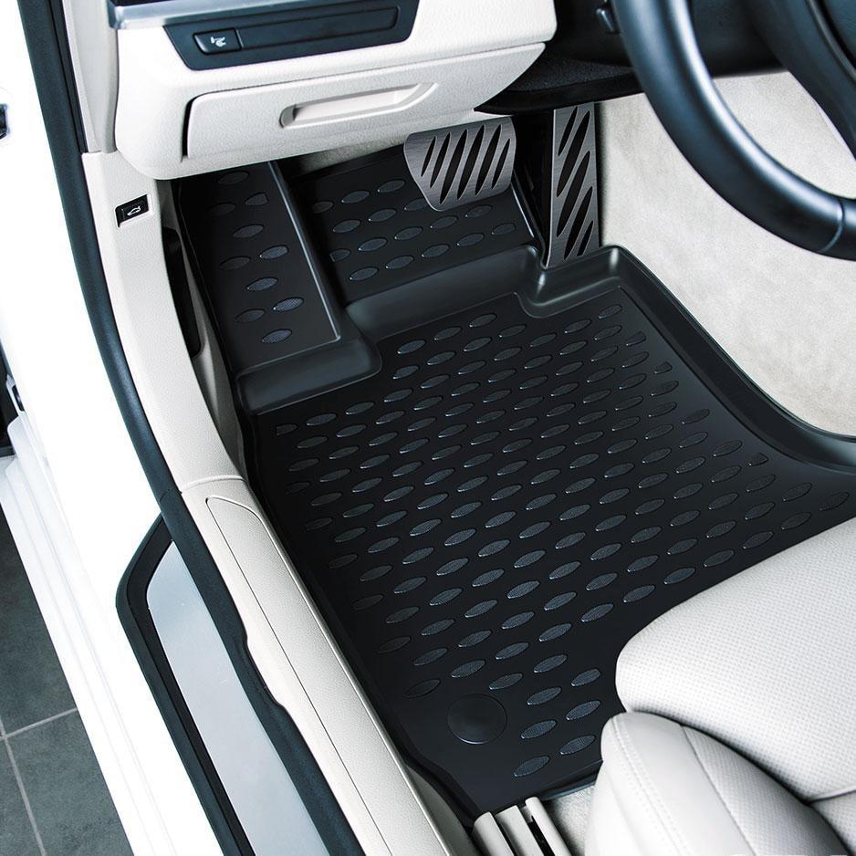 Rubber and Carpet Floor Mats Protectors Renault Clio 1998-2018