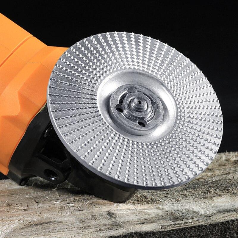 Круглые деревянные угловые шлифовальные абразивный диск для колес угловая шлифовальная машина карбида покрытия 16 мм/22 мм Диаметр формируя ...