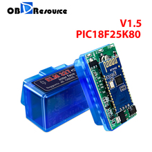 Adapter Code-Reader Scan-Tool Diagnosis Pic18f25k80 Elm327 OBD2 Bluetooth Automotive-Obdii