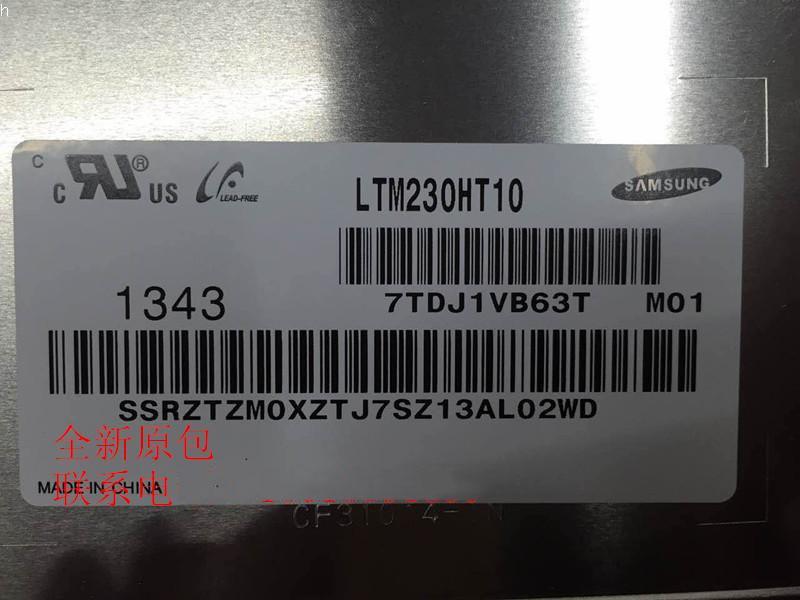Free Shipping Original NewLenovo All-in-one C540 C560 C5030 LCD Display Screen LM230WF5 LTM230HT10 12