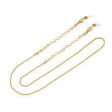 New Fashion Eye Chain Jewelry Hollow Gold Alloy Five-pointed Star Glasses Chain Hanging Neck Anti-gl