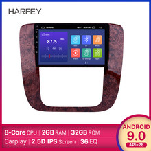 "Harfey Auto Android 8.1 Multimedia Speler 9 ""Hd Voor Gmc Yukon/Acadia/Tahoe Chevy Chevrolet Tahoe/suburban Buick Enclave 2007-2012(China)"