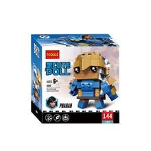Мини-кирпичи Hanzo Pharan Reinharot, строительные блоки, Модель игры, блоки для головы, милая кукла для детей, игрушки 6849