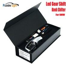 цена 1set LED Gear Shift Knob Automatic For BMW E46 E81 E61 E39 E60 E90 E92 E82 E87 E38 E84 E83 E86 E89 Gear Stick Gear Shift Knob