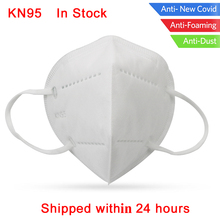 Fast Delivery Hot Sale KN95 Dustproof Anti-fog And Breathable Face Masks 95% Filtration N95 Masks Features as KF94 FFP2 In Stock