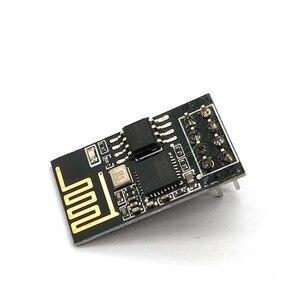Image 3 - ESP8266 ESP 01S ESP01S סידורי אלחוטי WIFI מודול משדר מקלט אינטרנט של דברים Wifi דגם לוח