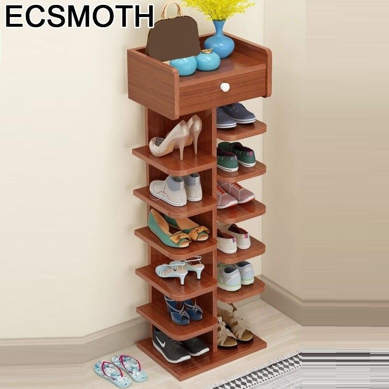Organizador Zapato font b Closet b font Armario De Almacenamiento Zapatero Mobilya Meuble Chaussure Mueble Scarpiera