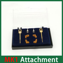 Dental Laboratory Tools MK1 Attachment for Metal Partial 2 Sets/lot