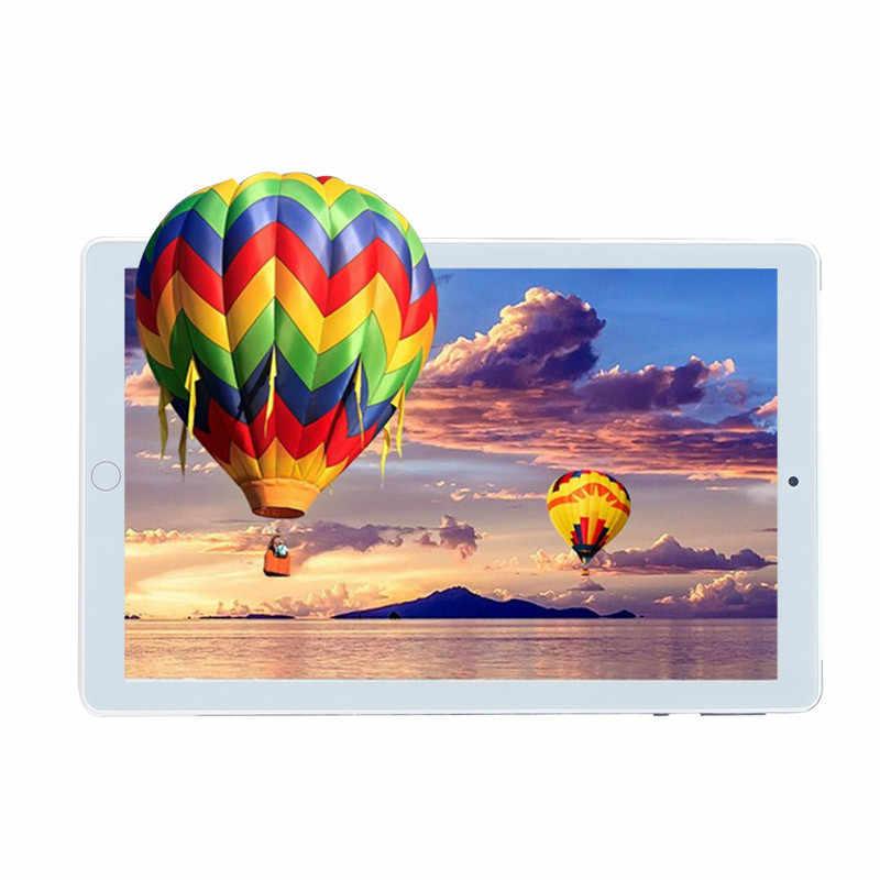 Sıcak oyun/Spotify/Youtube 10 inç Tablet PC Android 8.0 Octa çekirdek 6GB RAM 128GB ROM 5.0MP Bluetooth Wifi 4G LTE IPS Tablet 10.1