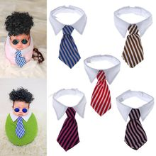 Costume-Wrap Baby Decoration Photography-Props Baby-Tie-Collar Funny Business Party Colorful