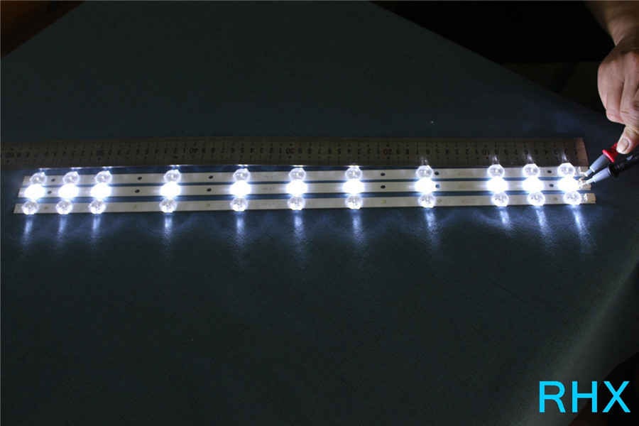 10piece/lot 574mm 11leds For LG  32 Inch TV LC32LD145K 32D1334DB VES315WNDL-01 VES315WNDS-2D-R02 32 HA5000 VESTEL