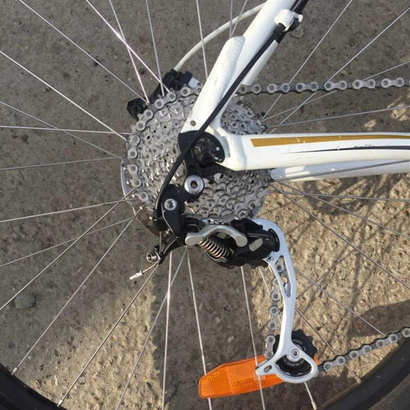2 PC จักรยาน Derailleur เกียร์แขวนจักรยาน Derailleur แขวนกับสกรู 12 มม.เพลาสำหรับ Cannondale Topstone อื่นๆ VariouModels A18