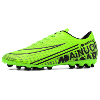 Indoor sports football soccer boot male centipede futzalki turf shoes boots kids top cleats sneakers