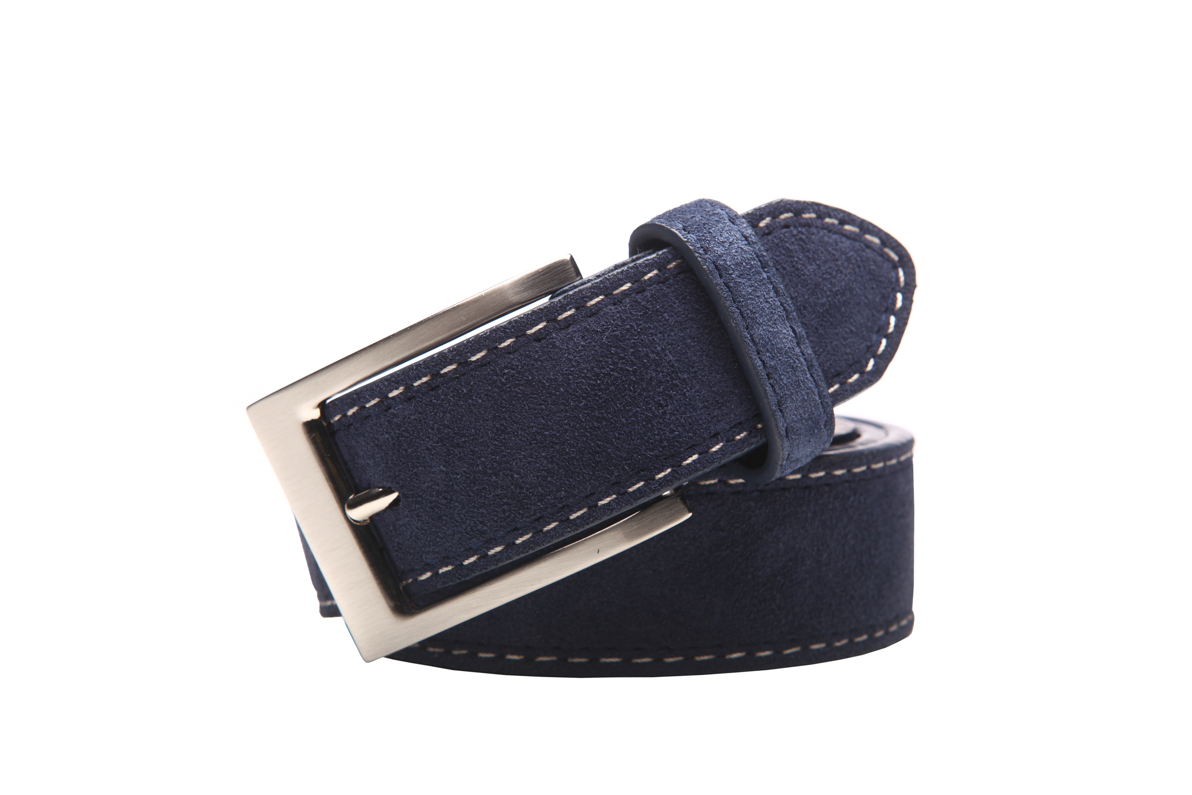 Image 1 - New Style Fashion Brand Genuine Leather Belt For Jeans Leather Belt Men Mens Belts Luxury Suede Belt StrapsMens Belts   -
