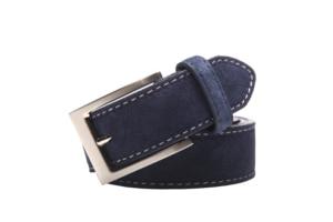 Image 1 - New Style Fashion Brand Genuine Leather Belt For Jeans Leather Belt Men Mens Belts Luxury Suede Belt Straps