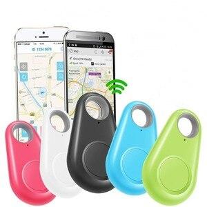 Pets Smart Mini GPS Tracker Anti-lost Alarm Tag Wireless Bluetooth Tracker Child Bag Wallet Key Finder Locator Anti Lost Alarm