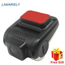 1080P Mini kamera samochodowa DVR kamera samochodowa ADAS DashCam Android DVR kamera samochodowa kamera samochodowa wersja nocna 1080P rejestrator tanie tanio Lamariely CN (pochodzenie) JIELI Przenośny rejestrator Klasa 10 170 ° Samochód dvr 1920x1080 Wewnętrzny Cykl nagrywania