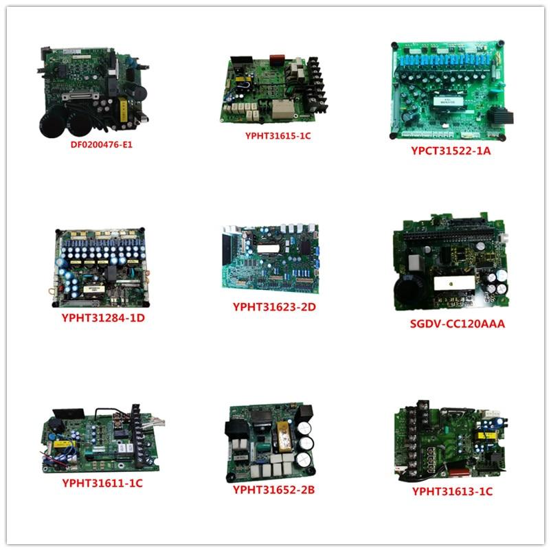 DF0200476-E1| YPHT31615-1C| YPCT31522-1A|YPHT31284-1D|YPHT31623-2D|SGDV-CC120AAA| YPHT31611-1C| YPHT31652-2B|YPHT31613-1C Used