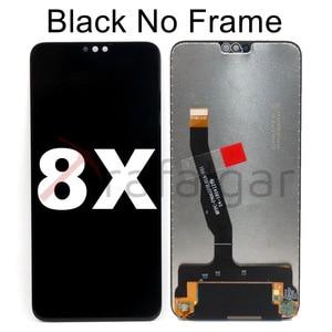 Image 2 - 트라팔가 디스플레이 화웨이 명예 8X LCD 디스플레이 JSN L21 L22 터치 스크린 명예 8X 최대 디스플레이 프레임 교체 ARE AL00