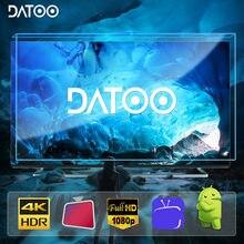 Datoo protetor de tela smart tv android acessórios de tv datoo livego suporte android pc windows