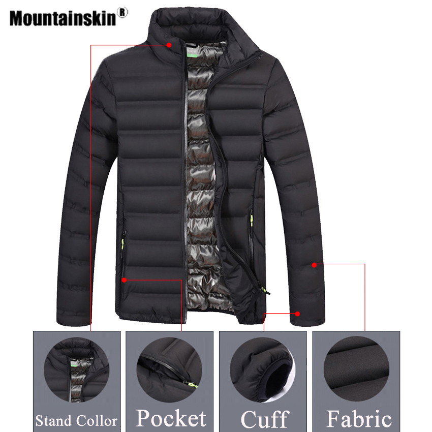 Mountainskin Coat Windbreaker Hiking-Jackets Trekking Skiing Climbing Outdoor Sport Winter title=
