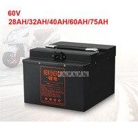 60V Electric Bike Lithium Battery For Less Than 2000W Motor Ebike Electric Bicycle Battery 28AH/32AH/40AH/60AH/75AH 220V