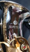Jupiter JAS 1100SG New Eb Alto Saxophone Brass Nickel Plated Body Gold Lacquer Key E-flat Music Instruments Sax Free Shipping