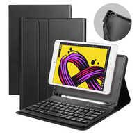 Clavier Bluetooth étui socle Pour ipad Mini 4 5 A1538 A1550 A1538 A2133 A2124 A2126 A2125